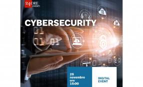 """Digital Event """"Cybersecurity – Le nuove sfide per le imprese che cambiano"""""""