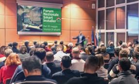 Forum Smart Installer 2019: gli Stati Generali dell'installazione raddoppiano