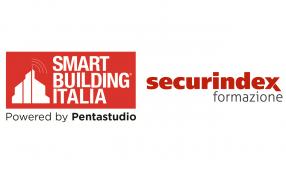 Smart Building Italia e securindex formazione rafforzano la partnership per la formazione di progettisti e installatori di security