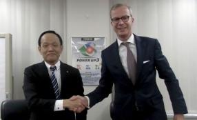 Hörmann rafforza la sua presenza sul mercato giapponese