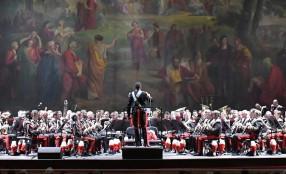 Concerto della Banda dell'Arma dei Carabinieri al Teatro La Fenice