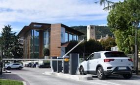 CAME: all'Ospedale di Negrar (VR) nuovo parcheggio tecnologico per agevolare e velocizzare la sosta