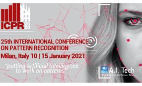 A.I. Tech partecipa al convegno internazionale ICPR 2020