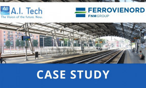 Analisi video di A.I. Tech per FerrovieNord
