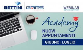 Bettini srl lancia un nuovo calendario di appuntamenti online su temi di attualità nel campo della sicurezza