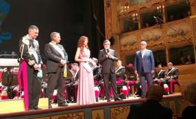 Grande successo del concerto della Banda dell'Arma dei Carabinieri alla Fenice
