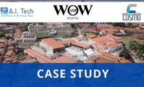 Le app di analisi video di A.I. Tech nel World of Wine di Porto