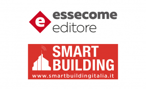 Building Automation e Security: accordo tra Pentastudio ed essecome editore