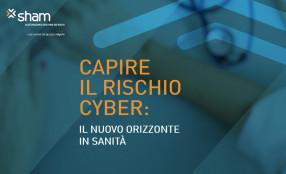 Sham e Università di Torino pubblicano i risultati della prima ricerca italiana sullo stato dell'arte del rischio cyber nel comparto salute
