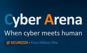 Sicurezza 2021: è tutto pronto per la Cyber Arena