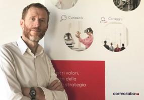 Michele Gazzola è il nuovo Direttore Generale di dormakaba Italia
