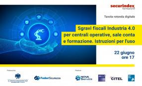 Sgravi fiscali per centrali operative, sale conta e formazione. Save the date