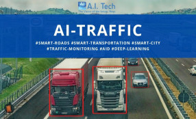 AI-TRAFFIC: nuova versione edge side basata su deep learning