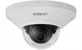 Hanwha Techwin presenta quattro telecamere mini dome supercompatte
