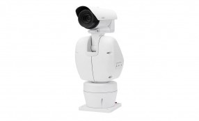 Hanwha Techwin presenta due telecamere termiche brandeggiabili della serie Wisenet T