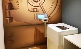 Con SafeStore Auto il robot aiuta la banca e i suoi clienti