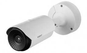 Hanwha Techwin presenta tre nuove termocamere QVGA Wisenet