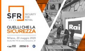 Save the date SFR 2020 - Quelli che la sicurezza