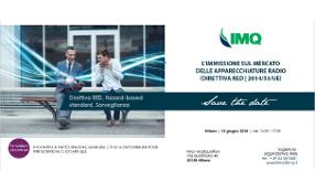 L'immissione sul mercato delle apparecchiature Radio (direttiva RE 2014/53/UE)
