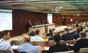 Laboratorio per la Sicurezza, bilanci e programmi a SFR 2018