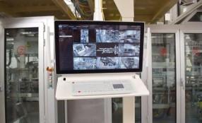 Videosorveglianza e packaging: un sistema di telecamere integrato e intelligente per aumentare l'efficienza produttiva