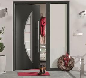 Nuova porta d'ingresso Thermo65 Hörmann: sicurezza ed efficienza energetica in sinergia