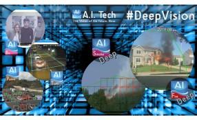 Rilevamento precoce di incendi basato su Deep Learning: AI-FIRE-DEEP e AI-SMOKE-DEEP