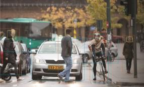 Hanwha Techwin presenta le nuove telecamere AI 4K Wisenet P