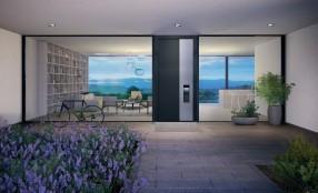 La nuova porta d'ingresso ThermoSafe Hörmann coniuga sicurezza ed elevate prestazioni energetiche