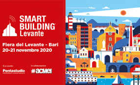 Pentastudio e ACMEI: una partnership nel nome di Smart Building Levante