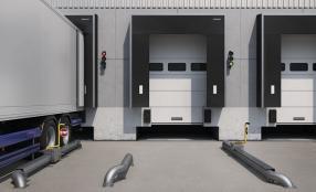 Sistema di bloccaggio ruota MWB: per un attracco sicuro e affidabile