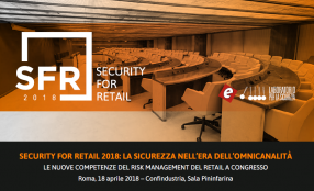 Security for Retail 2018: programma finale e relatori
