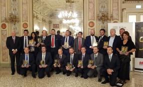 I vincitori del Premio H d'oro - Edizione Speciale 2018