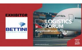 Bettini parteciperà come Exhibitor al Richmond Logistics Forum 2021