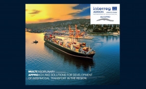 Presentati i risultati del Progetto Interreg MultiAPPRO per l'intermodalità nell'euroregione adriatica