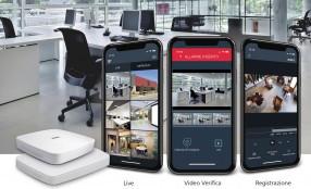 VUpoint NVR di RISCO Group: la prima soluzione sul mercato della sicurezza che integra video verifica live, registrazione e allarme