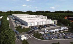 La tecnologia Hörmann per il più vasto polo logistico di Metro AG in Germania