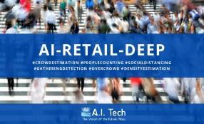 AI-RETAIL-DEEP: la nuova soluzione di analisi video integrata per il monitoraggio delle persone