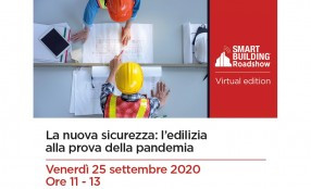 Al via Smart Building Roadshow 2020 - Virtual Edition