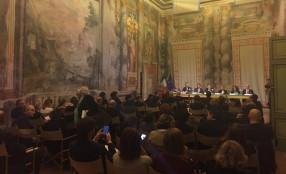 E' stata presentata ieri al Senato la nuova iniziativa editoriale della Fondazione Enzo Hruby