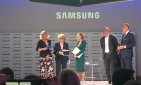 Samsung e Sicuritalia insieme per la sicurezza della persona