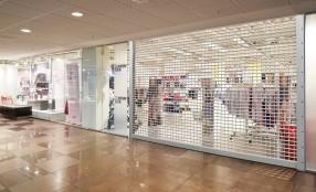 Nuova ShopRoller SR Hörmann: la serranda antieffrazione per punti vendita