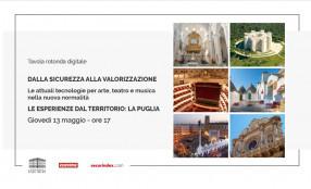 Le tecnologie per arte, teatro e musica nella nuova normalità. Le esperienze dal territorio: Puglia