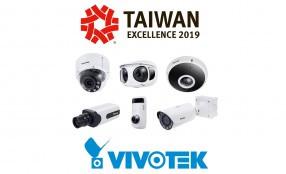 Sei tra i migliori prodotti di sorveglianza IP di VIVOTEK premiati durante il Taiwan Excellence Awards 2019