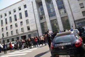 Strage Tribunale di Milano, condannata in appello la guardia giurata