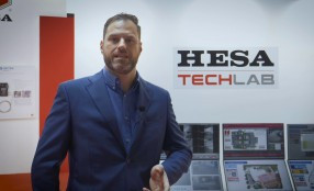 Le interviste di essecome-securindex a SICUREZZA 2019: HESA TechLab