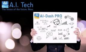 La dashboard di A.I. Tech continua a crescere