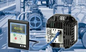 Controllo della frequenza anche negli spazi più ristretti grazie al convertitore di frequenza DB1 di Eaton