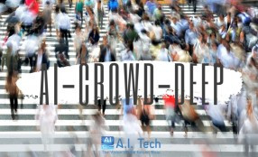 AI-CROWD-DEEP: stima affollamento basato sul Deep Learning