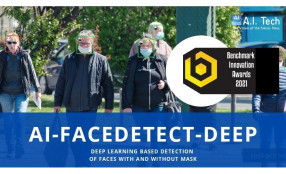 AI-FACEDETECT finalista al Benchmark Innovation Award 2021